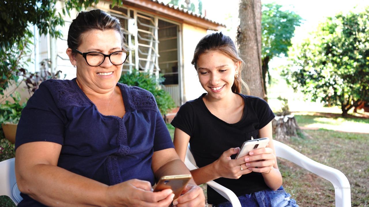 Bem-estar e desenvolvimento graças à internet
