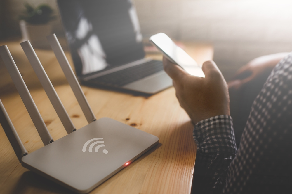 Como o roteador influencia sua conexão de internet?