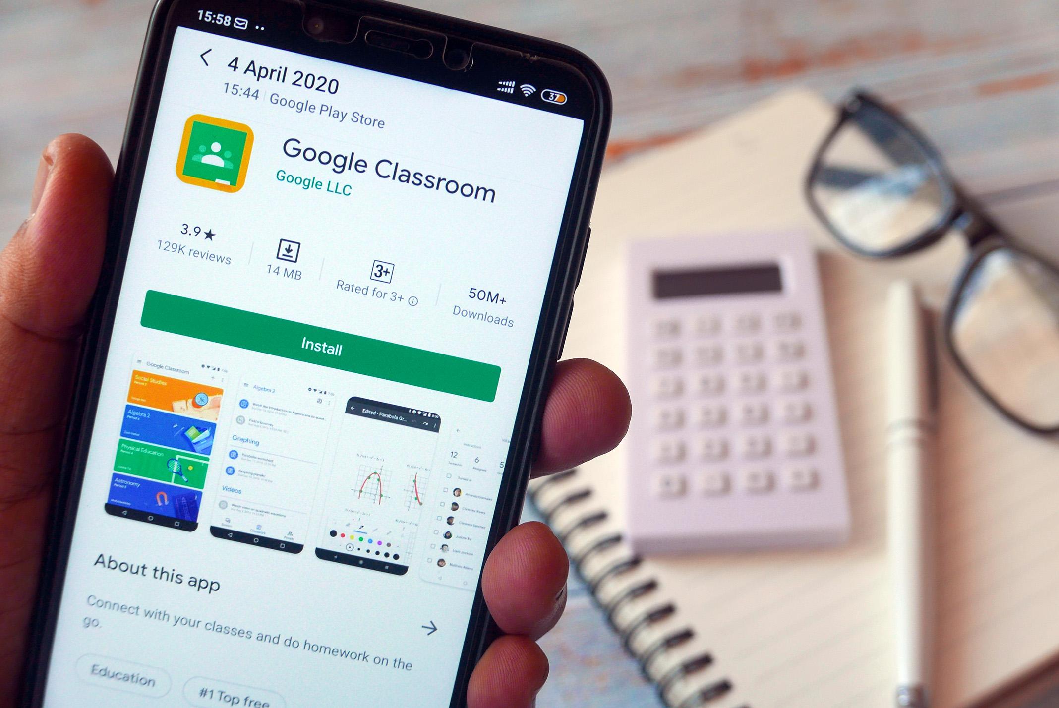 Google Sala de Aula: Saiba mais sobre o aplicativo gerenciador de aulas online