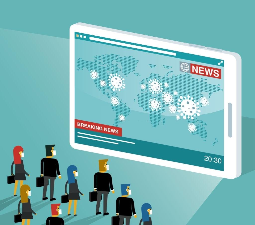 Pandemia de golpes virtuais